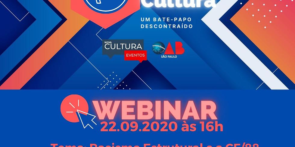 22.09.2020 às 16h | Marcelo Fiore, Luciana Berardi, Thiago Vinícius André dos Santos