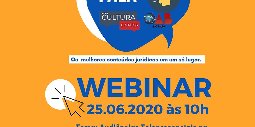 25.06.2020 às 10h | Dr. Alexandre Luis Mendonça Rollo, Dr. Marcos Antonio Assumpção Cabello e Dr. Wagner Jenny