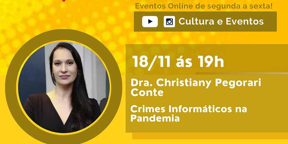 18.11.20 às 19h - Profª. Christiany Pegorari