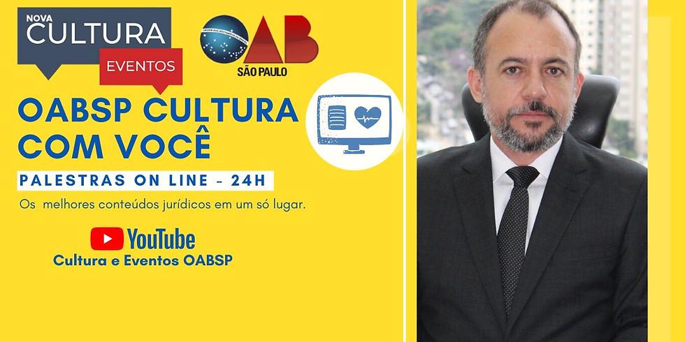 03.06.2020 às 19h | Palestra Online - Dr. Cristian Colonhese