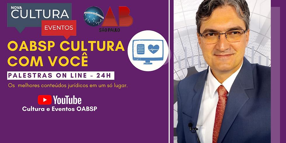 29.05.2020 às 15h | Palestra Online - Dr. Antonio Celso Minhoto