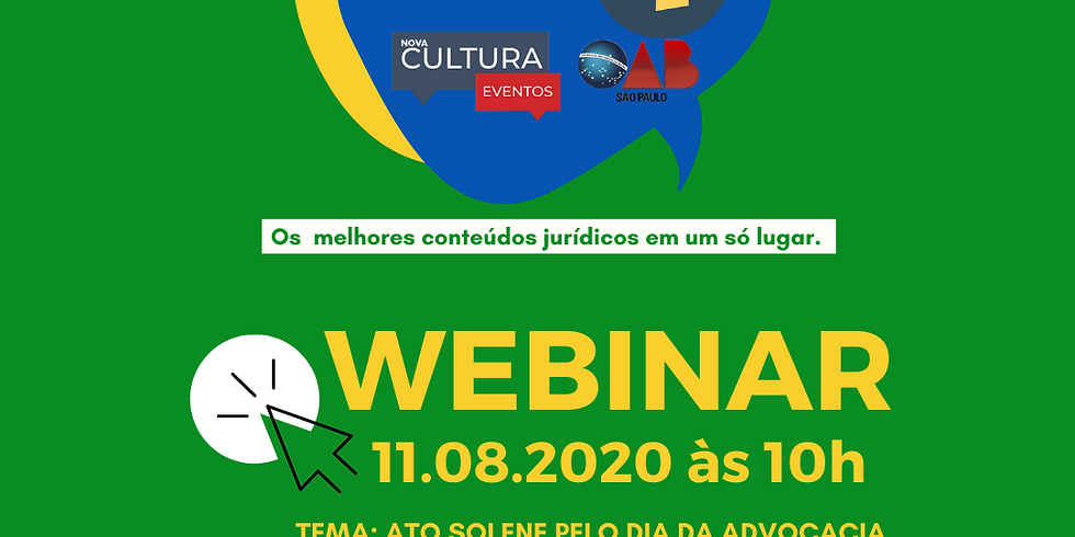 11.08.2020 às 10h | Damaris Moura, Caio Augusto, Ricardo Toledo, Alexandre Rollo