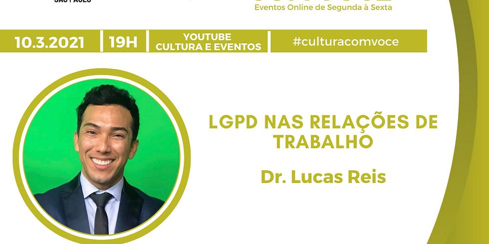 10.03.21 às 19h - Dr. Lucas Reis