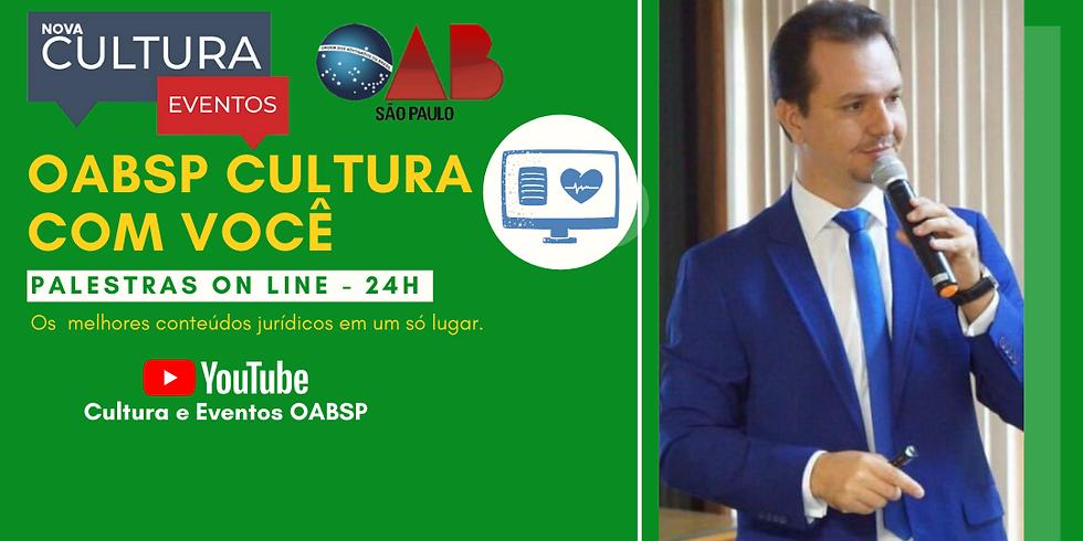 19.05.2020 às 19h | Palestra Online - Dr. André Viana
