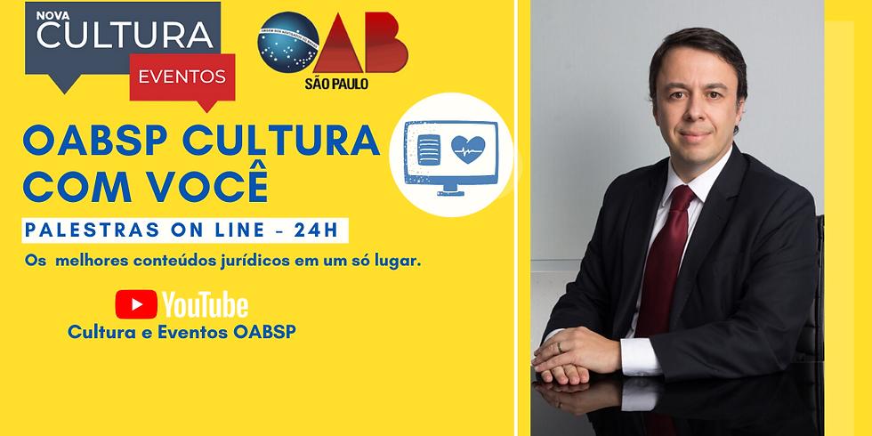 20/05/2020 às 10h | Palestra Online - Dr. Rogério Licastro