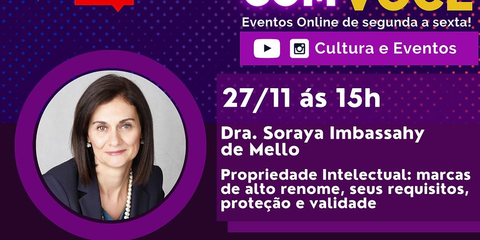 27.11.20 às 15h - Dra. Soraya Imbassahy de Mello