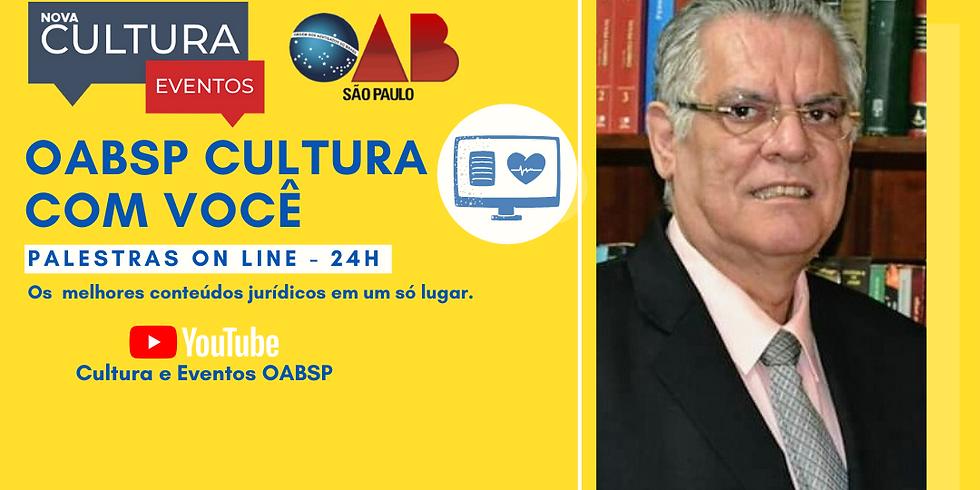 24.06.2020 às 19h | Palestra Online - Dr. Waldiner Alves