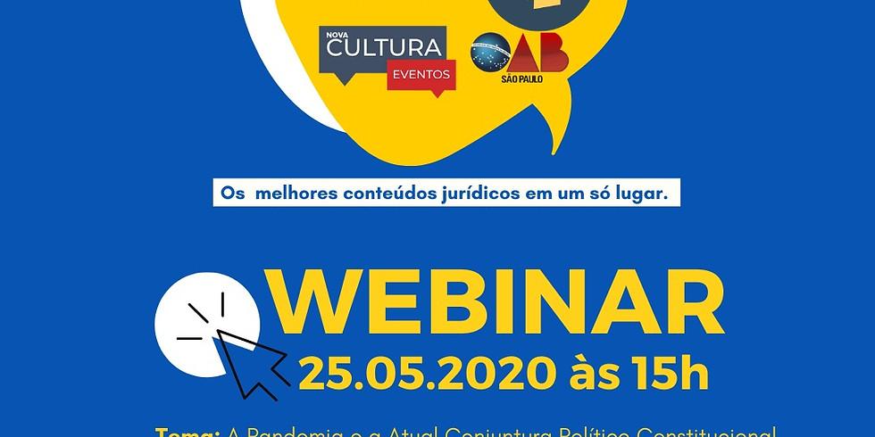 25.05.2020 às 15h | Dr. Pedro Serrano