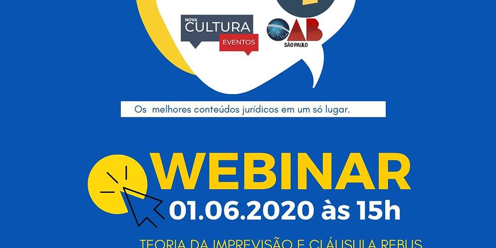 01.06.2020 às 15h | Dra. Maíra Pereira Vélez, Dr. Henrique Pires Harbache, Dr. Felipe Martins Benite