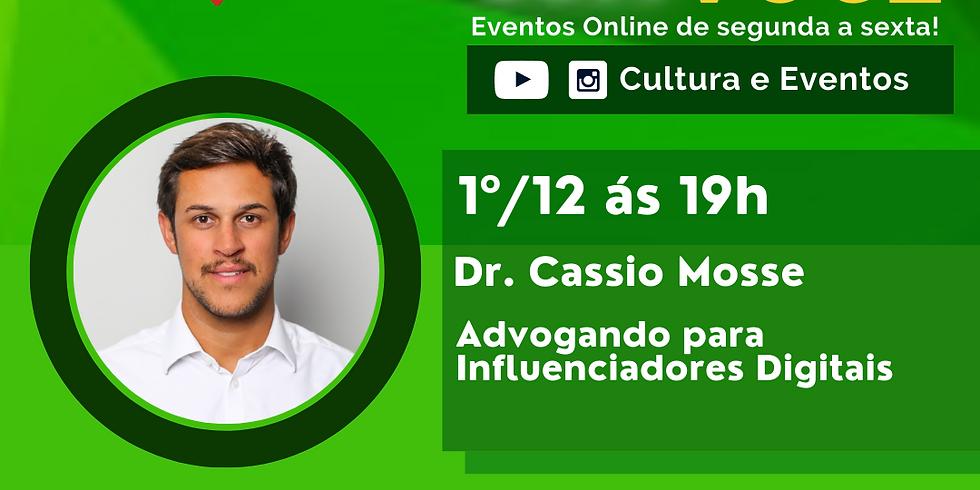01.12.20 às 19h - Dr. Cassio Mosse