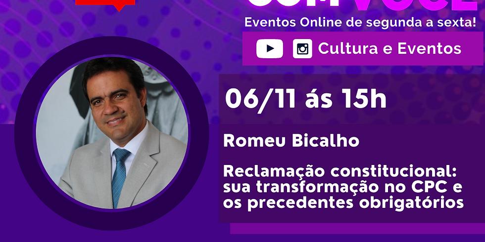 06.11.20 às 15h - Romeu Bicalho