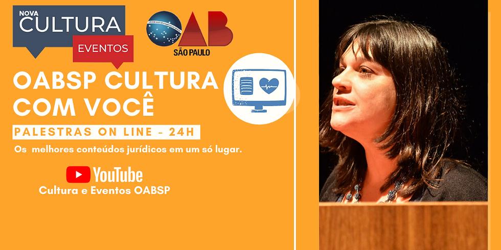 21.05.2020 às 10h - Palestra Online - Dra. Beatriz Di Giorgi