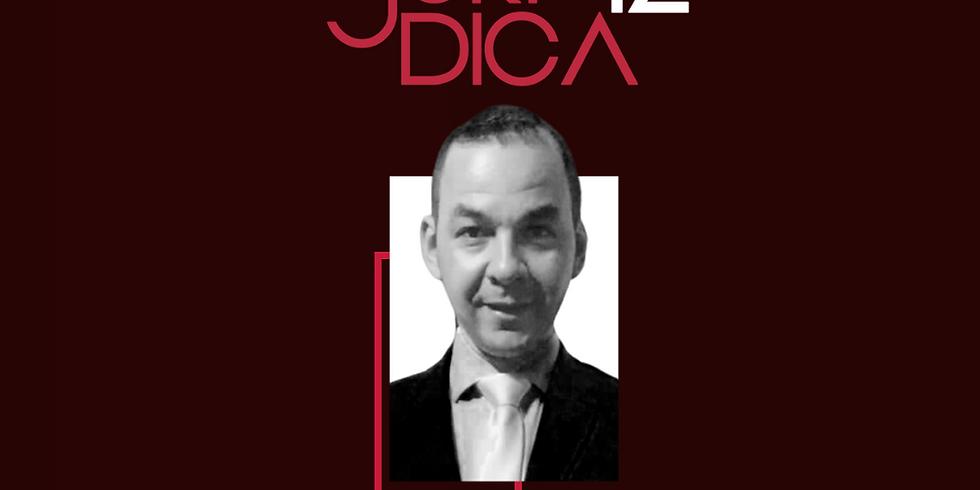 12.8.21 às 19h - Dr. Marcos Fernando Lopes