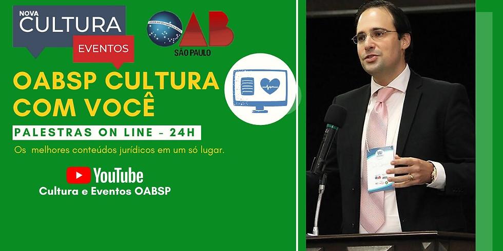 09.06.2020 às 19h   Palestra Online - Dr. Denis Donoso