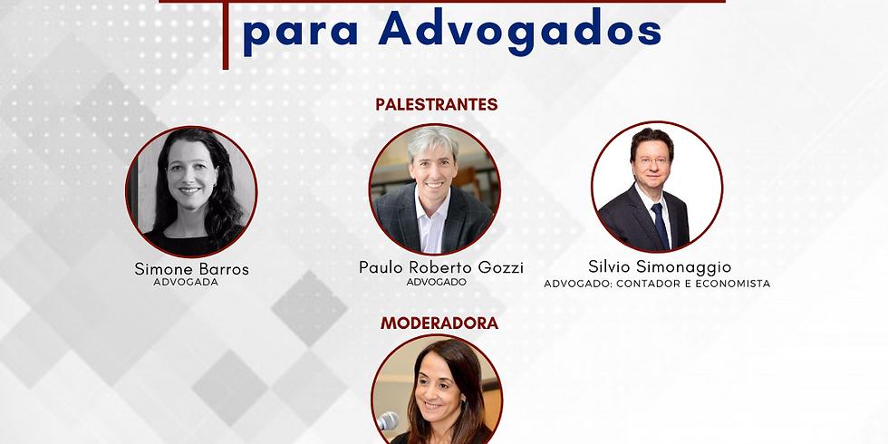 25.08.2020 às 10h | Simone Barros; Paulo Roberto Gozzi e Silvio Simonaggio.
