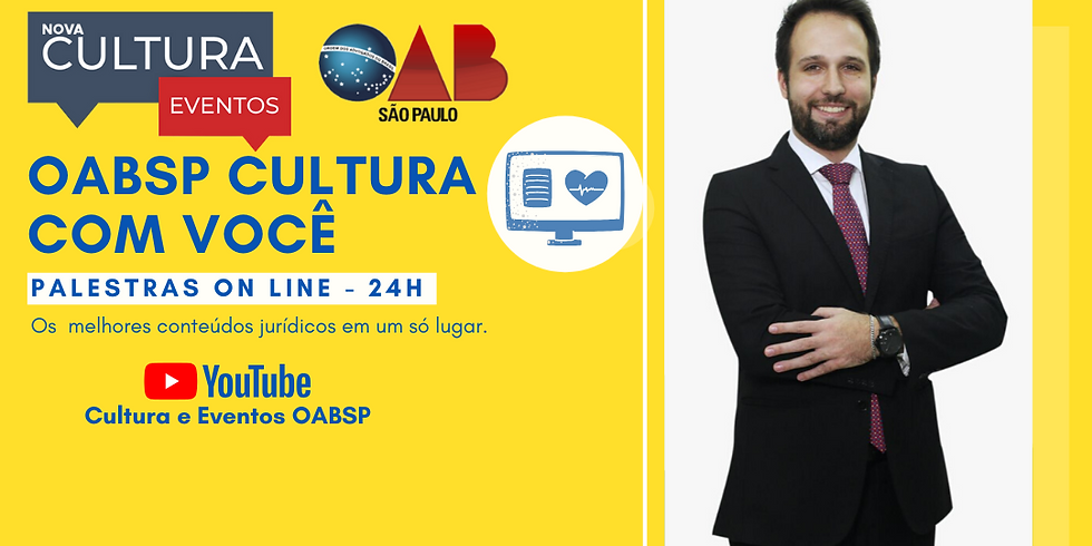27.05.2020 às 19h | Palestra Online - Dr. Rafael Antonietti