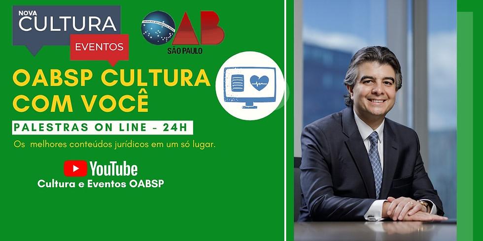 02.06.2020 às 10h | Palestra Online - Dr. Elias Marques de Medeiros Neto