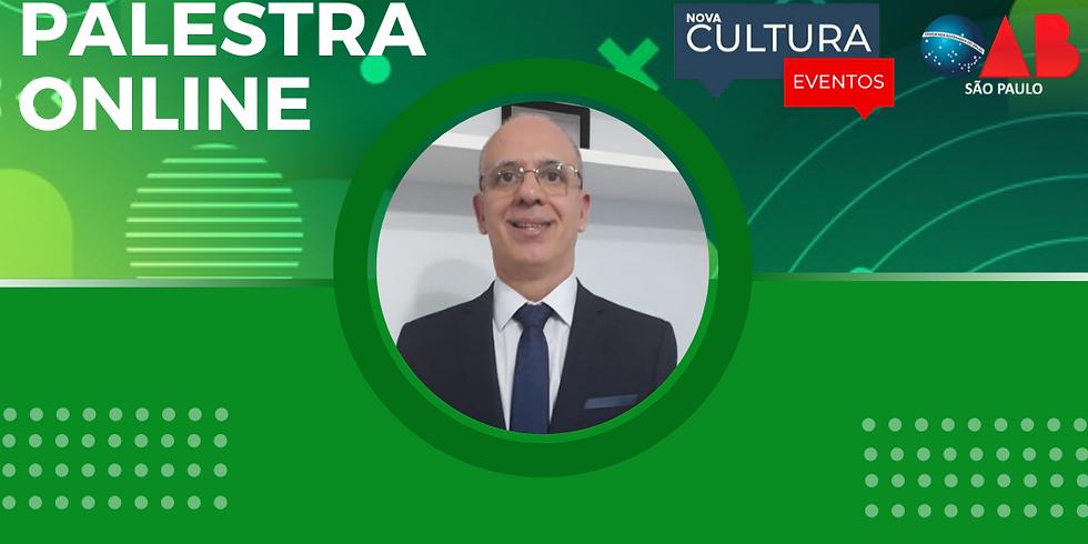 28.07.2020 às 19h | Palestra Online - Dr. Joseval Martins Viana