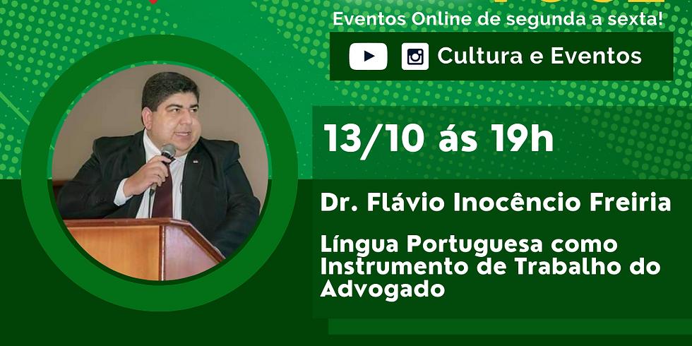 13.10.20 às 19h - Flávio Inocêncio Freiria