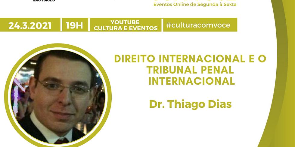 24.03.21 às 19h - Dr. Thiago Dias