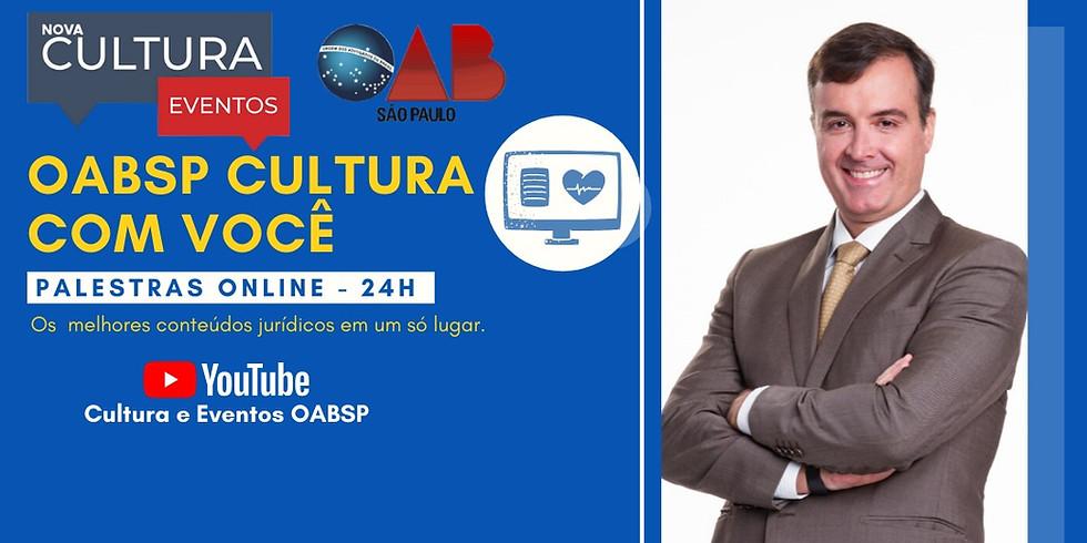 18/05/2020 às 13h Palestra Online -  Dr. Alexandre Rollo