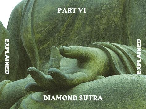 Diamond Sutra Explained Pt.6