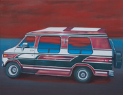 'STRIPED VAN'