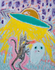 'WOLF AND GHOST ABDUCTION'