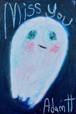 'MISS YOU ON BLUE MONDAY GHOST'
