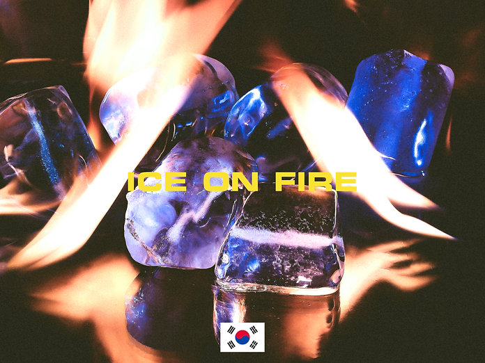 Ice on Fire by Saint Maison cover.001.jp