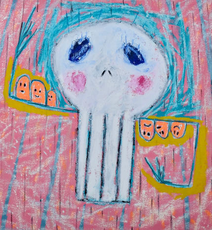 'LITTLE SWEET SKULL'