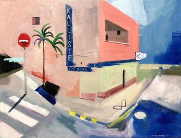 'STREET VIEW JOURNEY - CORSICA II'