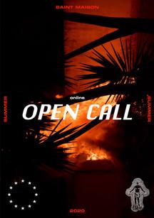 OPEN CALL 2020 SUMMER