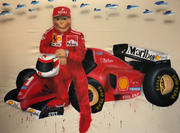 'MR. SCHUMY AND HIS F1'