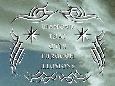 Diamond that Cuts Through Illusion - Book