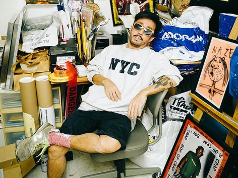 Interview with Kouichi Nakazawa