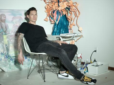 Interview with Erik Mark Sandberg