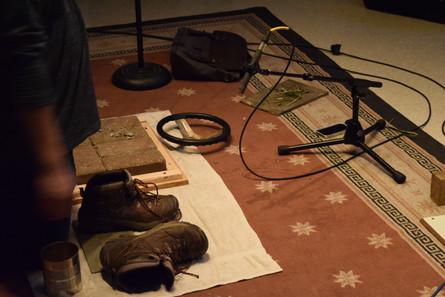 Foley Setup