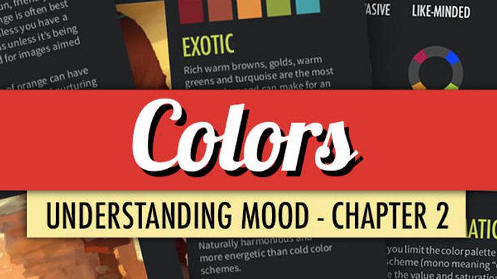 Understanding Mood: Colors