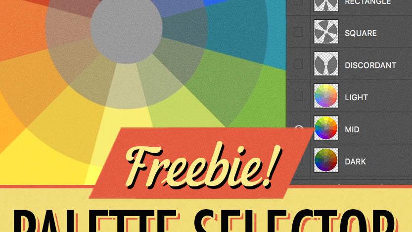 FREE Palette Maker PSD