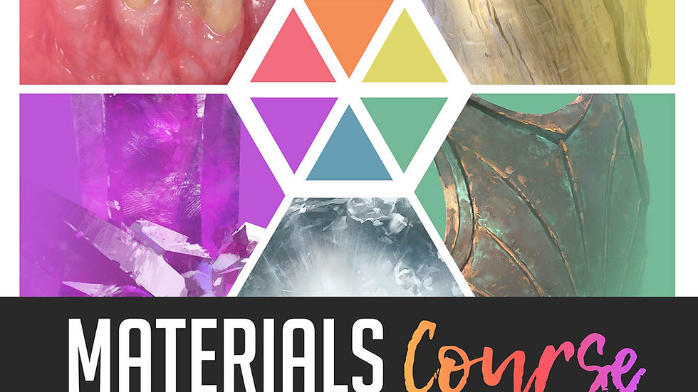 COMING SOON! - Materials Course