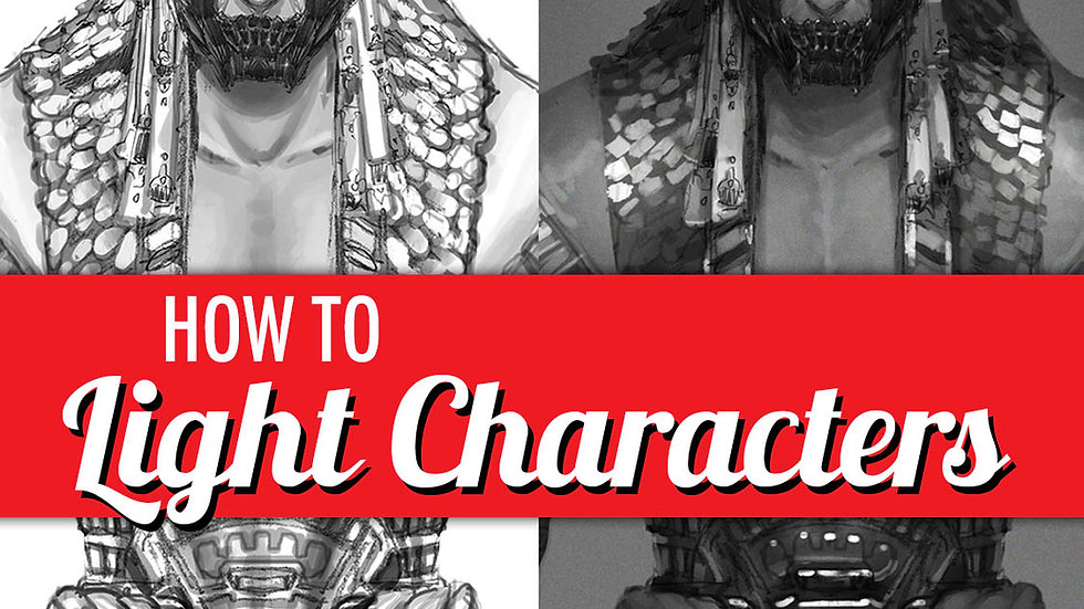 How to Light Characters
