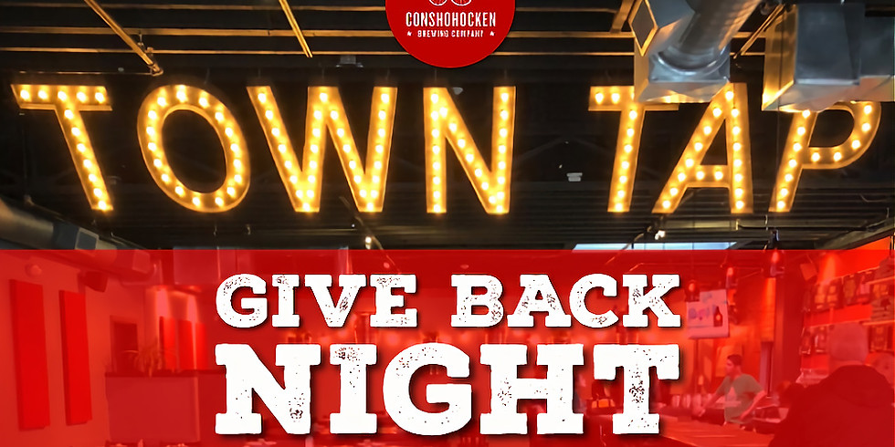 PCA Give Back Night at Town Tap