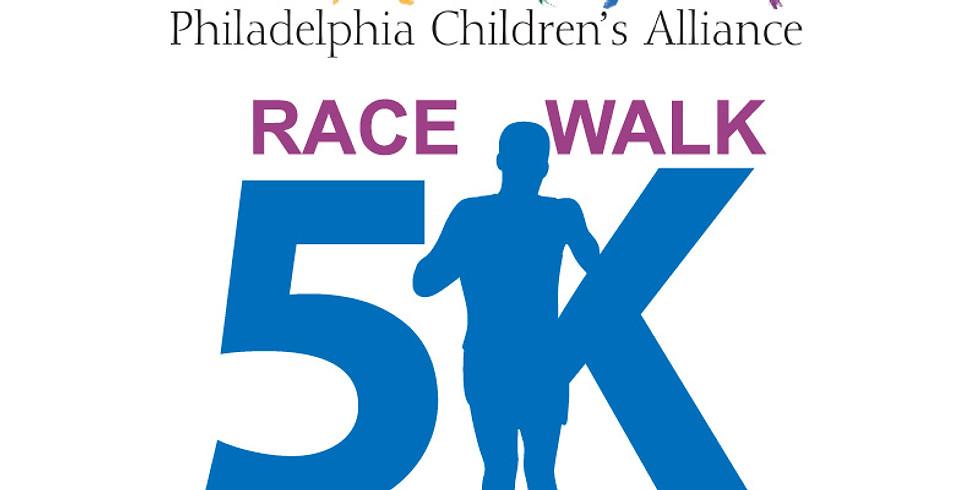 Philadelphia Children's Alliance 5K Run/Walk