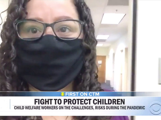 Child Abuse may be Underreported during Coronavirus Lockdowns, Welfare Workers Say