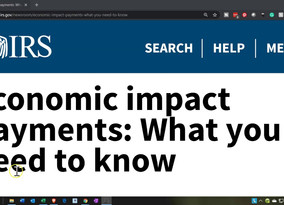 Economic impact payments: What you need to know