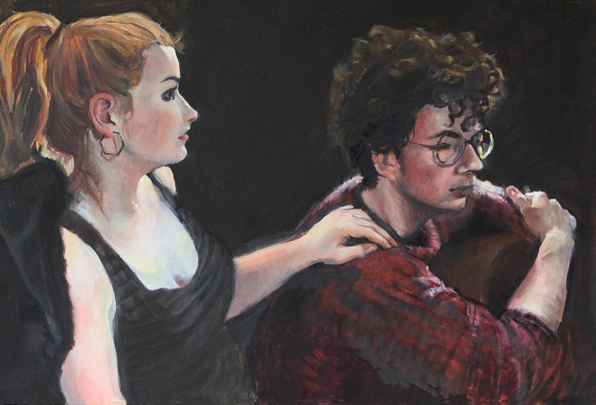 Karen and Peter