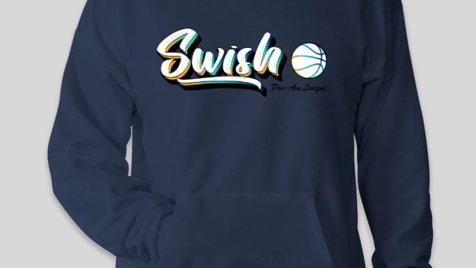 Swish Logo Hoodie