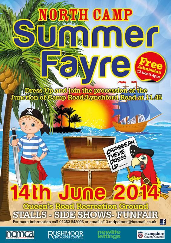 June 14 Summer Fayre 15