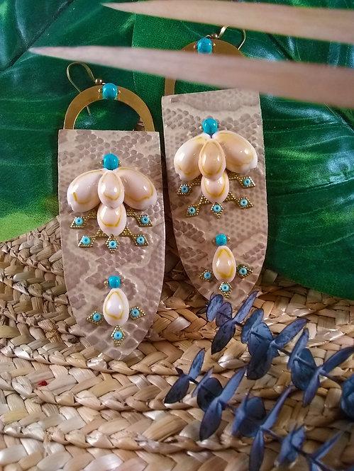 Cari Spear Earrings